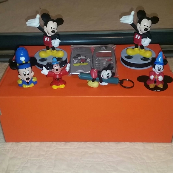 Mickey Mouse Figurine Toy Collection